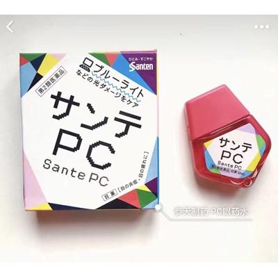 Thuốc nhỏ mắt Sante PC giảm tia bức xạ từ máy tính