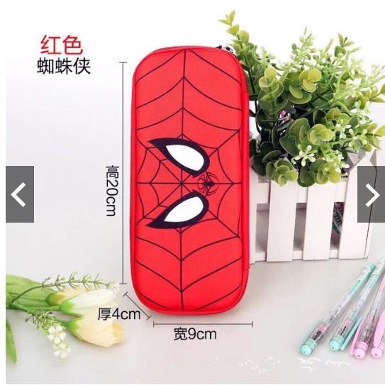 Hộp bút người nhện siêu kute cho bé yêu