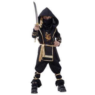 Bộ đồ hóa trang Ninja 7 món đầy đủ cho bé trai dịp Halloween