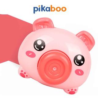 Đồ chơi trẻ em máy ảnh phun nước dễ thương cao cấp Pikaboo 5
