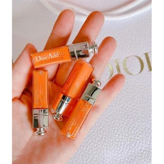 (Mini) Son dưỡng môi Dior Addict Lip maximizer màu 004 (coral)