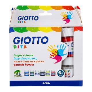 Màu nước vẽ tay Giotto Dita – 6 lọ x 30ml (Ý)