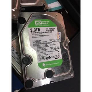 Ổ cứng 2Tb chạy ít giờ, không lỗi (Giá gốc)