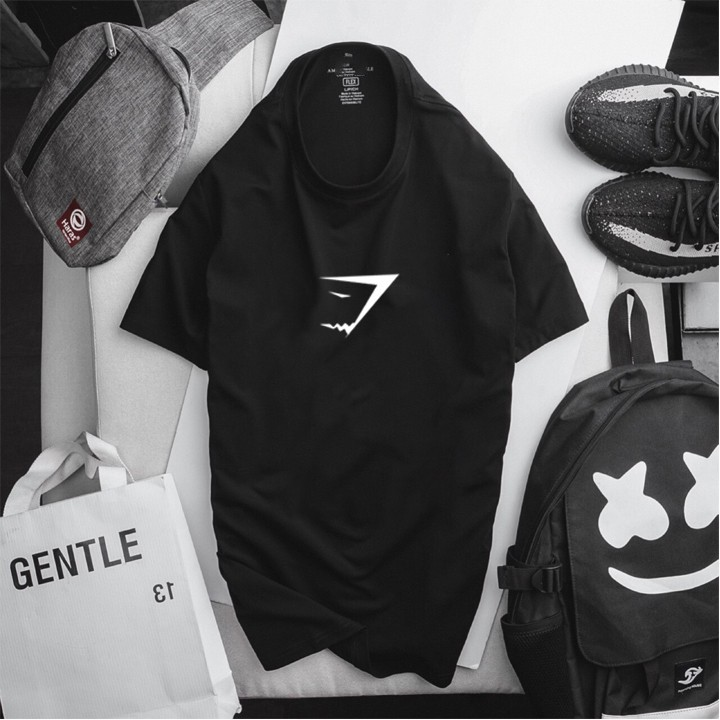 áo thun nam thể thao chất thun lạnh tay ngắn , cổ tròn , áo phông co dãn ,cực mát thoải mái