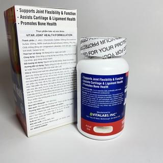 Thực Phẩm hỗ trợ xương khớp chắc khoẻ