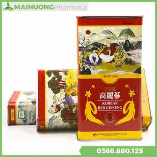 [Chính Hãng] Hồng Sâm Củ Khô Hàn Quốc Daedong hộp 75 gram - Korean Red Ginseng thumbnail