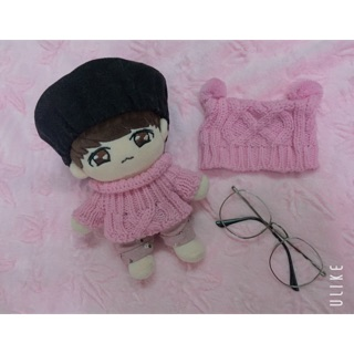 [ Oufit cho doll ] Mũ Nồi Cho Doll