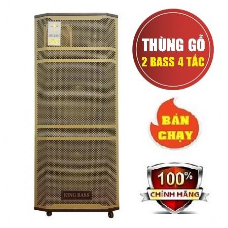 Loa karaoke di động Kingbass KB 2-215T, Loa kéo thùng gỗ bass đôi hát karaoke âm thanh công suất lớn + Tặng 2 micro - 14214767 , 2457598997 , 322_2457598997 , 10000000 , Loa-karaoke-di-dong-Kingbass-KB-2-215T-Loa-keo-thung-go-bass-doi-hat-karaoke-am-thanh-cong-suat-lon-Tang-2-micro-322_2457598997 , shopee.vn , Loa karaoke di động Kingbass KB 2-215T, Loa kéo thùng gỗ
