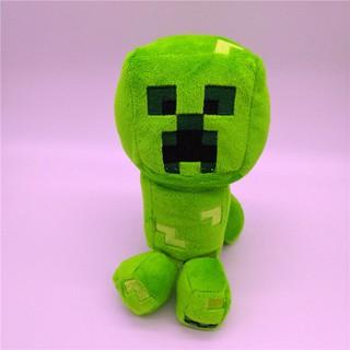 Đồ Chơi Nhồi Bông Hình Nhân Vật Trong Game Minecraft