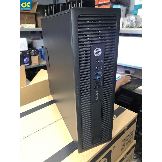 Máy tính đồng bộ HP 600 G1 SFF (CPU G3220,Ram 4Gb,SSD 120GB) Giá chỉ 2.495.000₫
