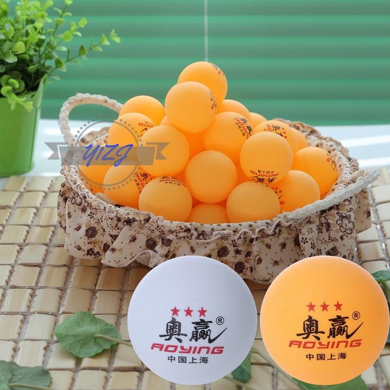 Y1ZJ 10pcs/lot Table Tennis Balls 3-Star 40mm Sports Ping Pong Balls Toys &TH