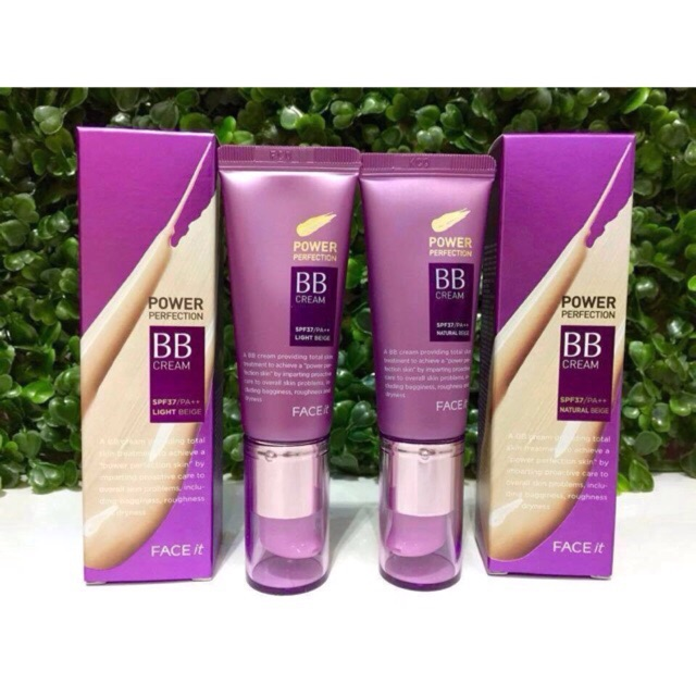 Kem Nền Perfection BB Cream SPF37 PA++