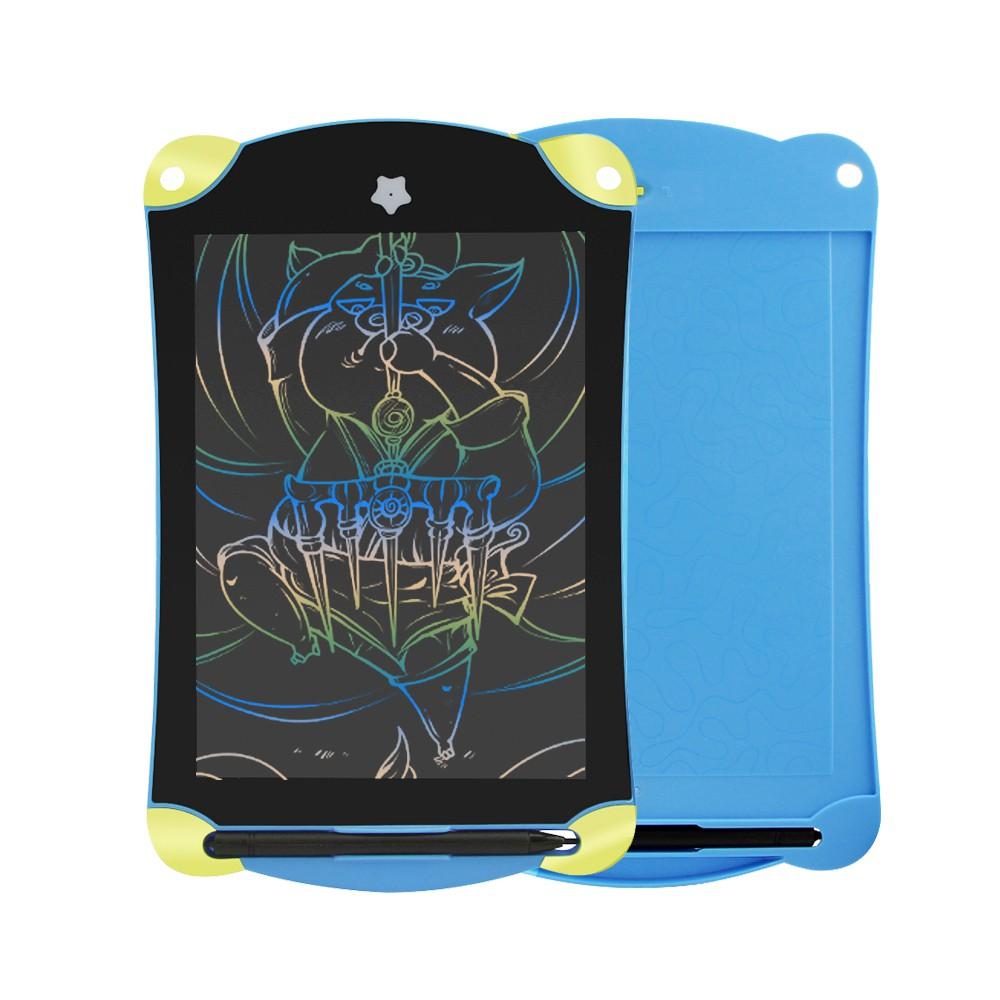 Bảng vẽ điện tử thông minh 3D một màu và nhiều màu dành cho bé