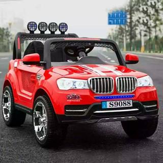 Xe ô tô điện trẻ em S9088(Bánh cao su, 4 động cơ)