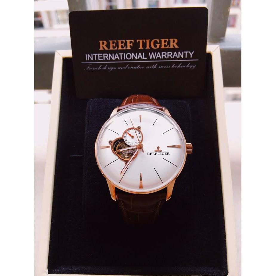 Đồng Hồ Cơ Chính Hãng Nam Reef Tiger Classic Glory RGA8239-PWB