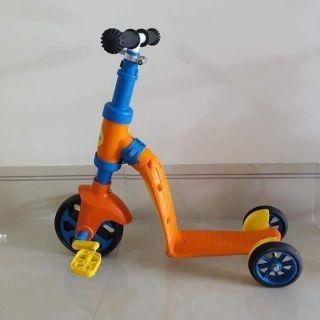 Xe trượt 3 trong 1 ,xe scooter,xe chòi chân,xe đạp cho bé
