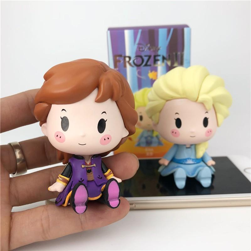 Mô Hình Nhân Vật Công Chúa Elsa Xinh Xắn Trong Phim Frozen