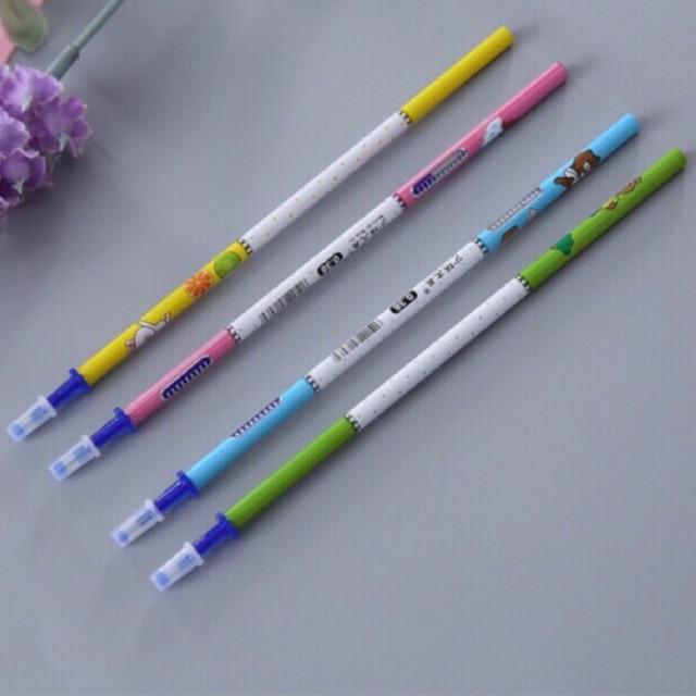 20 ruột bút tẩy được (đã có mực tím)