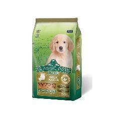 Thức ăn dành cho chó con SmartHeart vị thịt bò và sữa 500g nhập khẩu Thái lan