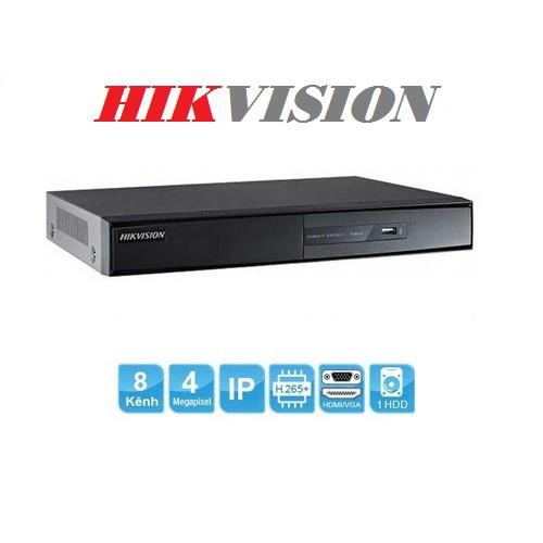 Đầu ghi hình camera IP 8 kênh HIKVISION DS-7108NI-Q1/M & DS-7108NI-Q1/8P/M