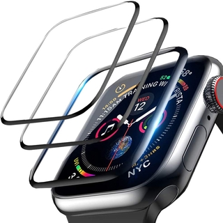 Bảo Vệ Màn Hình Đồng Hồ 3D Screen Protector For Apple Watch 4 5 6 SE T500 W26 40MM 44MM Soft Ceramics Clear Full Cover Protective Film For iWatch 3 2 1 T500+ W26+ 38MM 42MM Not Tempered Glass