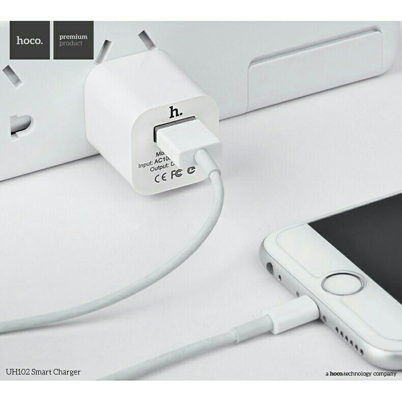 Cóc Sạc HoCo Iphone UH102