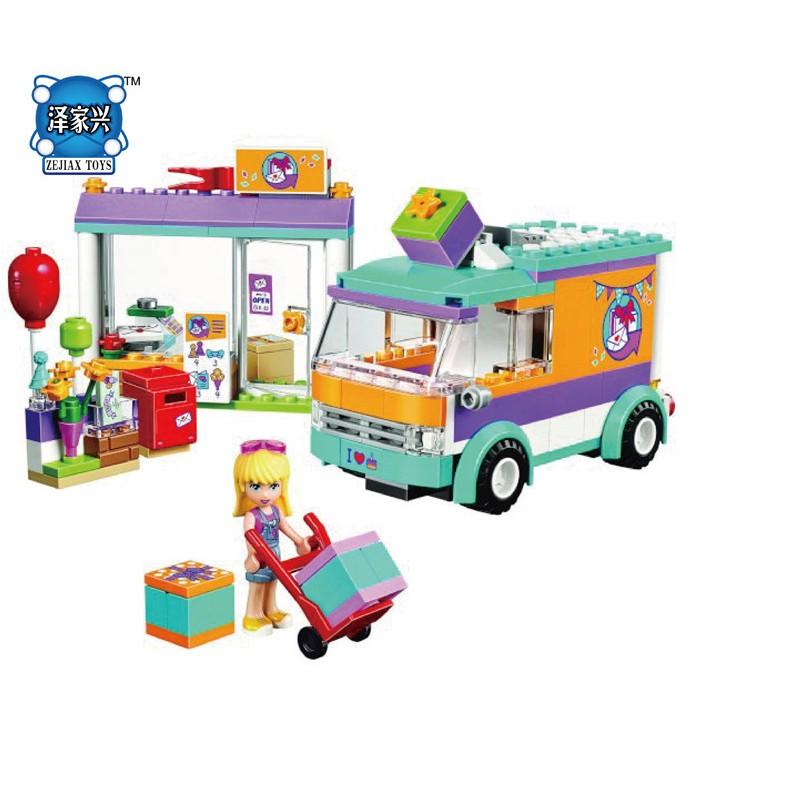 Lego Friends Trạm chuyển phát nhanh 10608 - 188 chi tiết