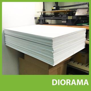 Bìa mô hình ( fomex ) 40x60cm 3 – 5 – 10mm làm đồ handmade