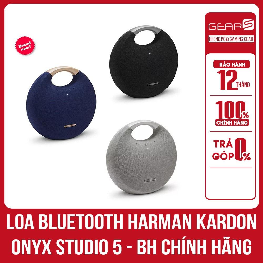 [Mã ELMSDAY giảm 6% đơn 2TR] Loa Bluetooth Harman Kardon Onyx Studio 5 - BH Chính hãng 12 Tháng