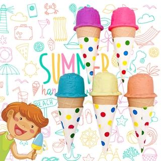 Đồ chơi hình que kem dành cho bé thumbnail