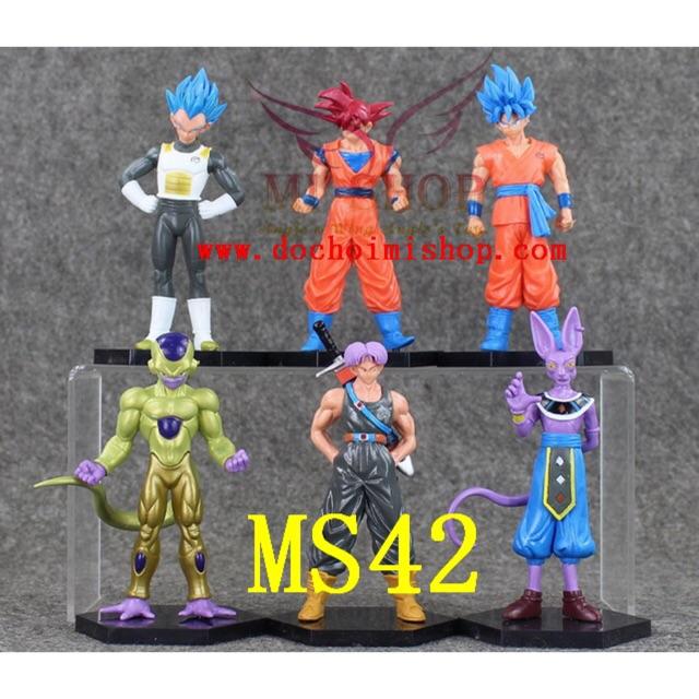 Set Mô hình Son Goku ~ 7 viên ngọc rồng