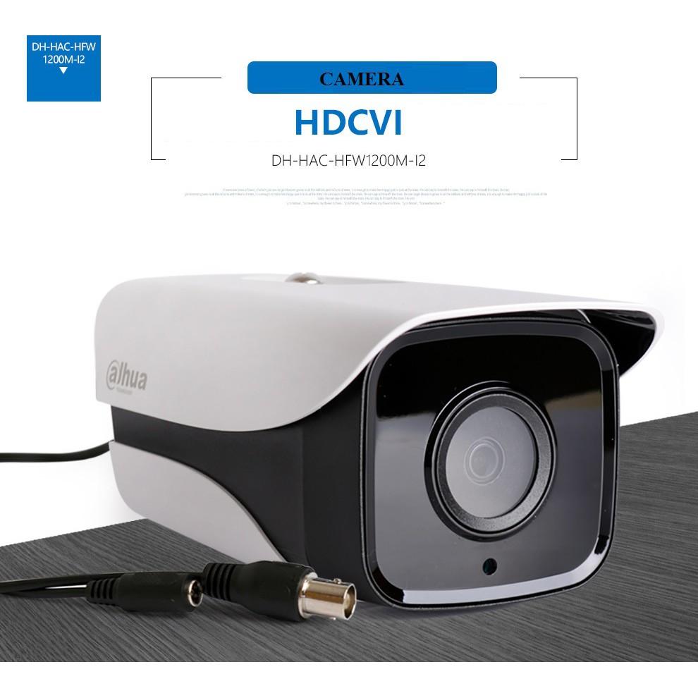 Camera Quan Sát DH-HAC-HFW1200M I2 Thân