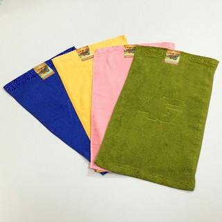 Combo 3 khăn mặt bông hình 4G (Chọn màu)
