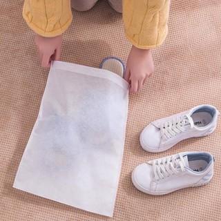 Túi Vải Đựng Giày Dép Loại To - Túi Bọc Túi Xách, Bảo Quản Giày Dép Khỏi Bụi Bẩn(1 Cái) thumbnail