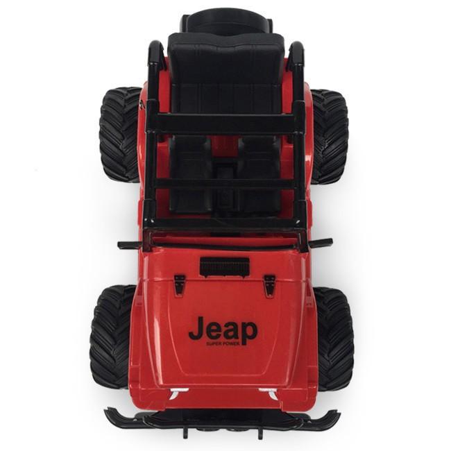 HÀNG XUẤT DƯ_ Đồchơi Cho Bé - Xe Jeep Off-Road Leo Núi Điều Khiển Từ Xa (254)