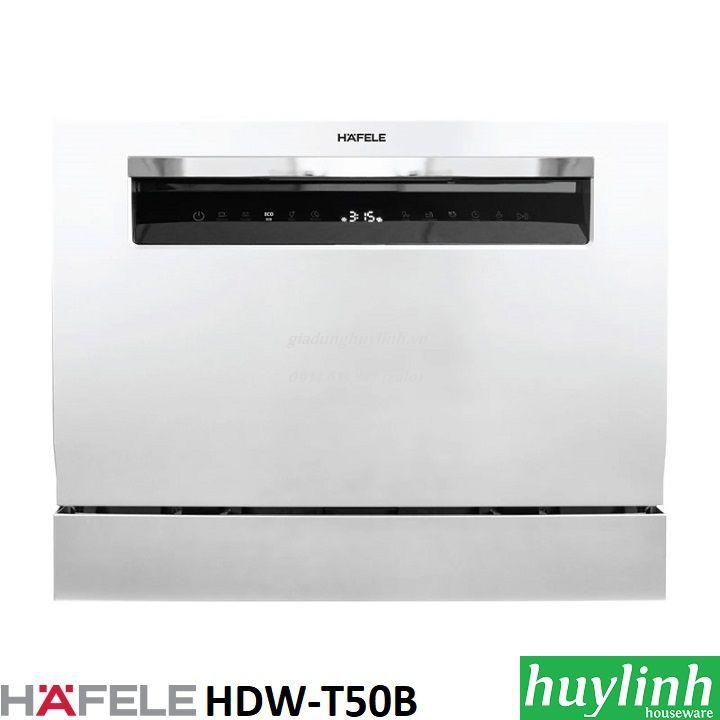 Máy rửa chén bát để bàn Hafele HDW-T50B - 539.20.600 - 6 bộ
