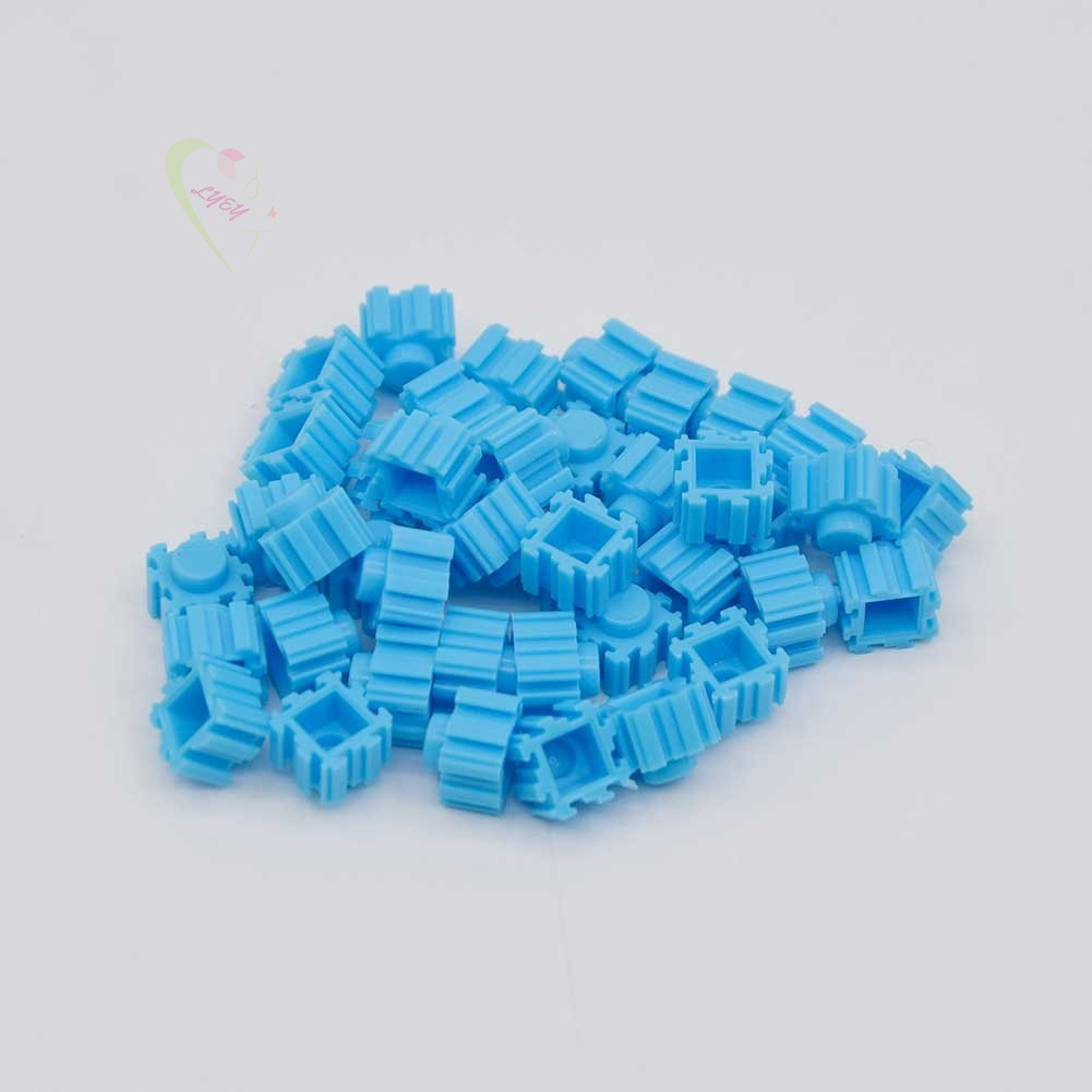 LE 200Pcs/set DIY Creative Building Blocks Legoed Mixed Bulk Toys For Kids @VN