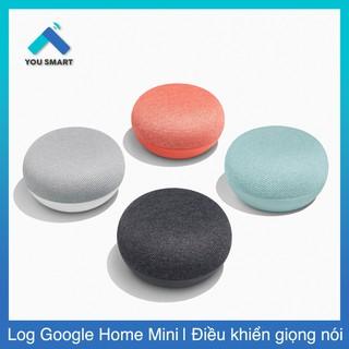 Google Home Mini Loa Thông Minh Nhập Khẩu Từ Mỹ Mới Nguyên Seal 100%