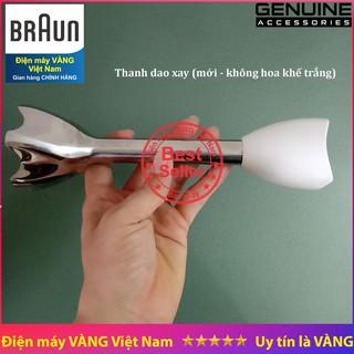 Thanh dao xay inox máy xay Braun MQ5000 MQ5035 MQ5045 MQ5030 MQ3000+ MQ3045 MQ3035 (không hoa khế)