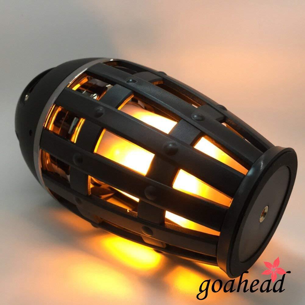 Loa Bluetooth tiện lợi hình ngọn lửa có đèn LED