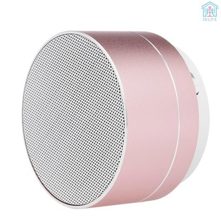 【E&V】Mini Super Bass Bluetooth Speaker Stereo Music Subwoofer Portable LED Loudspeaker Hands-free Call FM TF Card Line-in Support