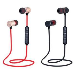 Tai Nghe Bluetooth Sport S8 – Âm Thanh Siêu Bass (ĐEN, ĐỎ)