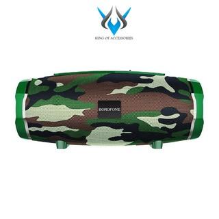 Loa bluetooth đa năng Borofone BR3 Rich sound wireless V5.0 chống nước IPX5 (Màu ngẫu nhiên)