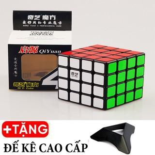 Rubik 4×4 – Qiyi QiYuan S 4x4x4 Viền Đen Cao Cấp