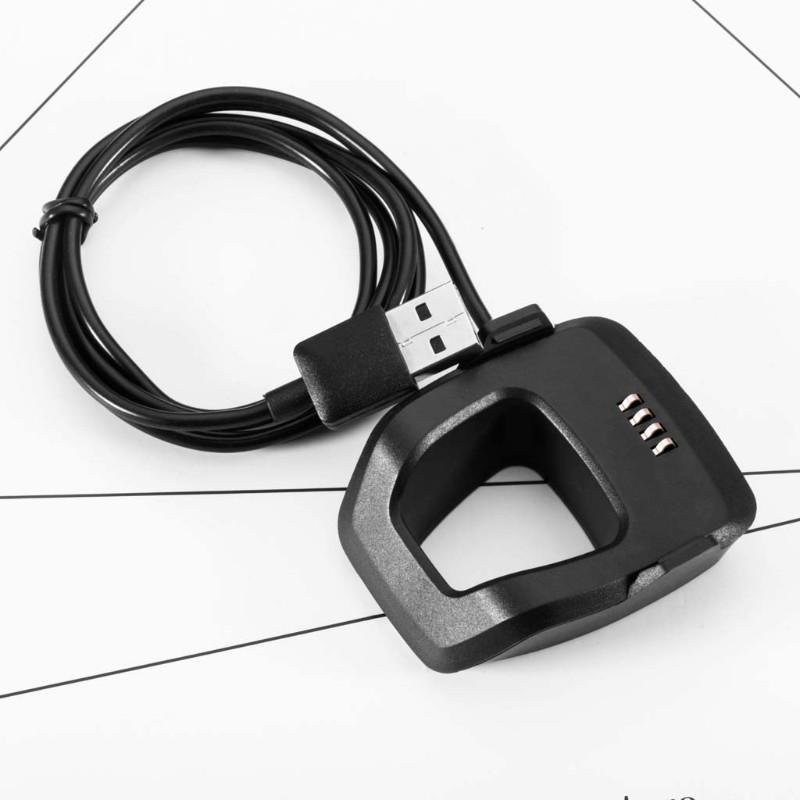 Dây cáp sạc đầu USB cho đồng hồ thông minh Garmin Forerunner 205 /305 GPS