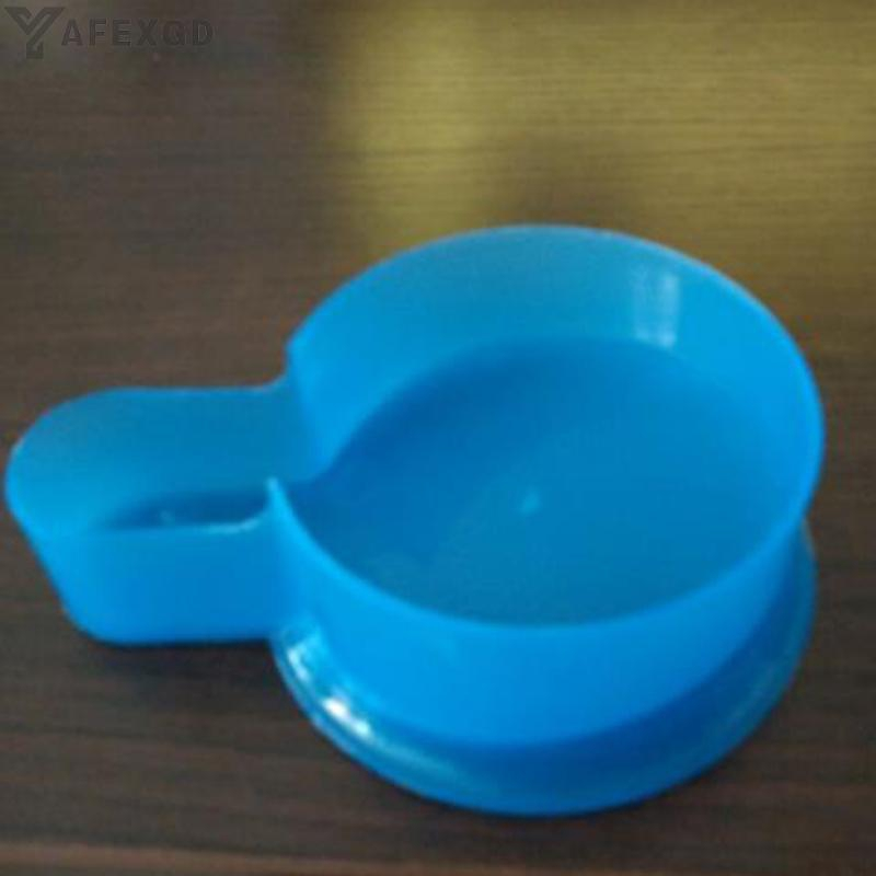Durable Parrot Budgie Waterer Water Cockatiel Canary Automatic Bowl 500ml/800ml Fountain Plastic Pet Food Cage Feeder
