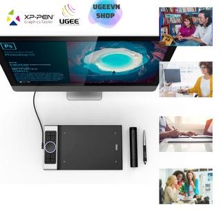 Bảng Vẽ Điện Tử Ugee Pro Small (XP-Pen Deco Pro Small) 9x5inch 8192 Lực Nhấn, 2 Dial thumbnail