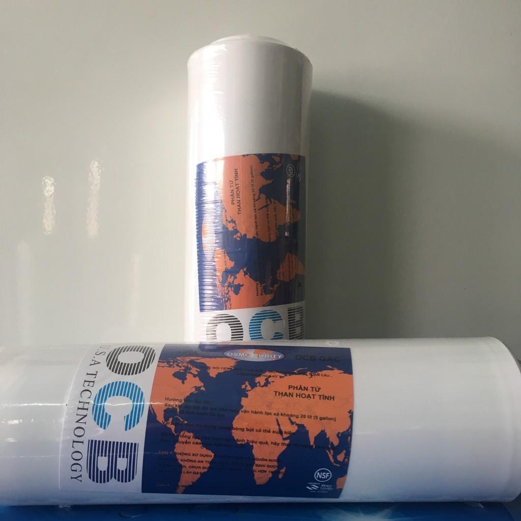 Combo 2 lõi lọc nước OCB 10 inch