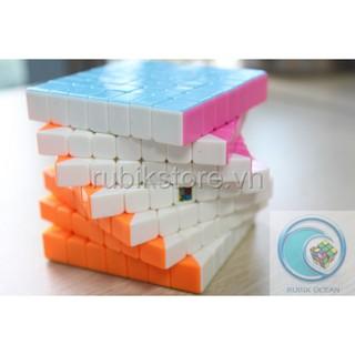 MoYu MoFangJiaoShi 7x7x7 MF7 stickerless