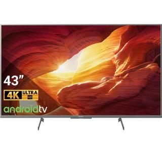Android Tivi Sony 4K 43 Inch Thiết Kế Tràn Viền Sang Trọng 43X8500H
